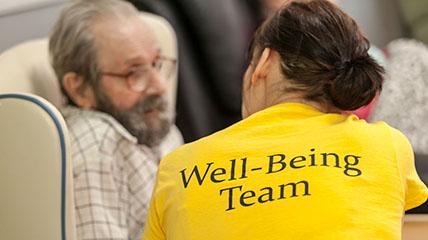 Nellsar Well-Being Team