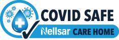 Covid Safe Care Home Logo