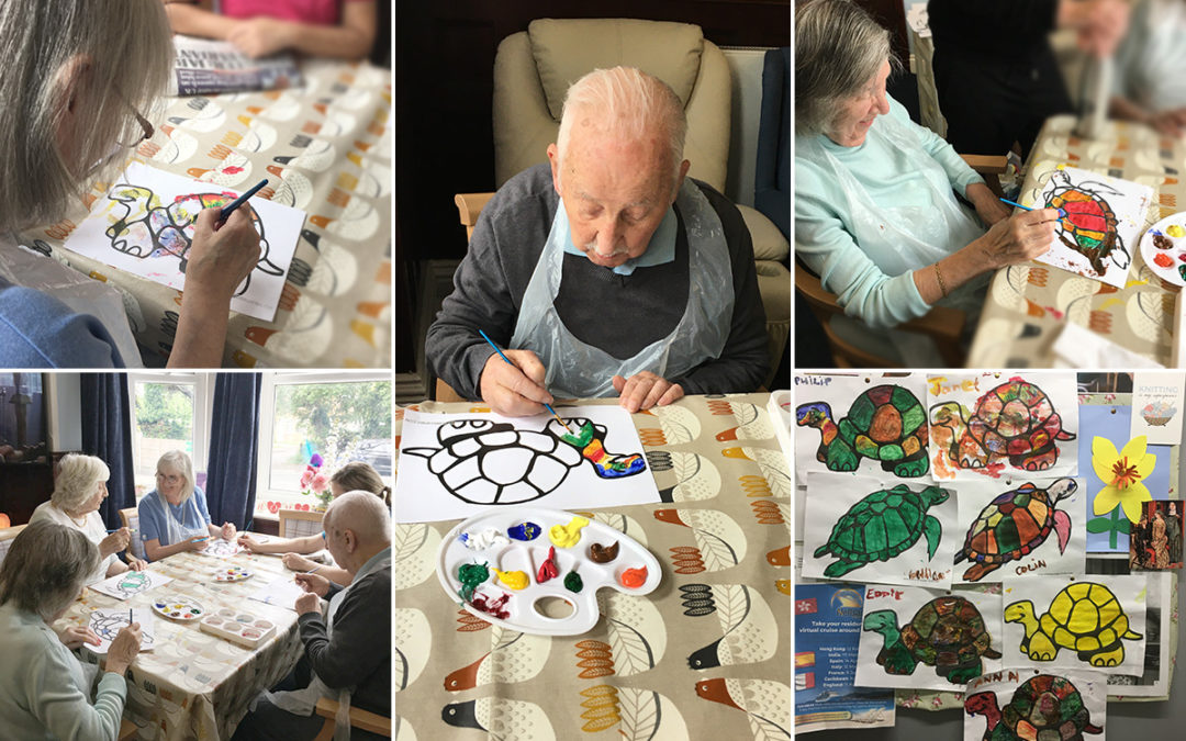 World Turtle Dayat Lulworth House Residential Care Home